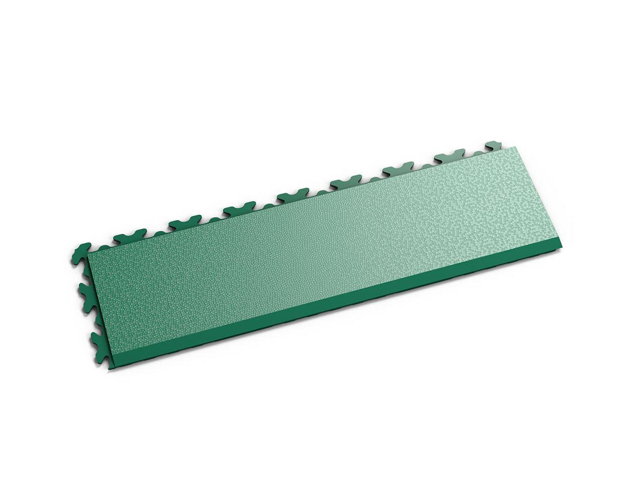 Rampe Invisible Leder Grün