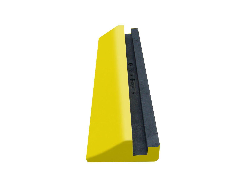 Heavy Rampe 43 mm untenliegend gelb