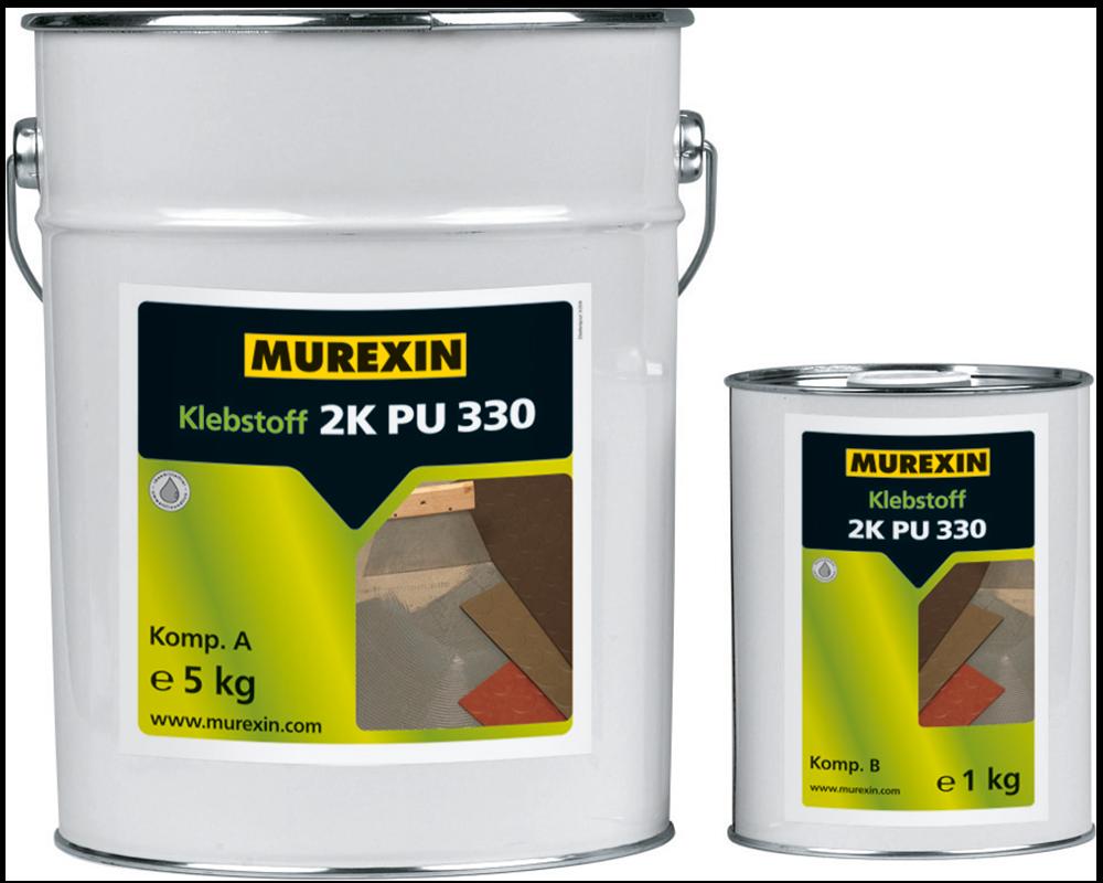 Murexin Klebstoff 2K PU 330