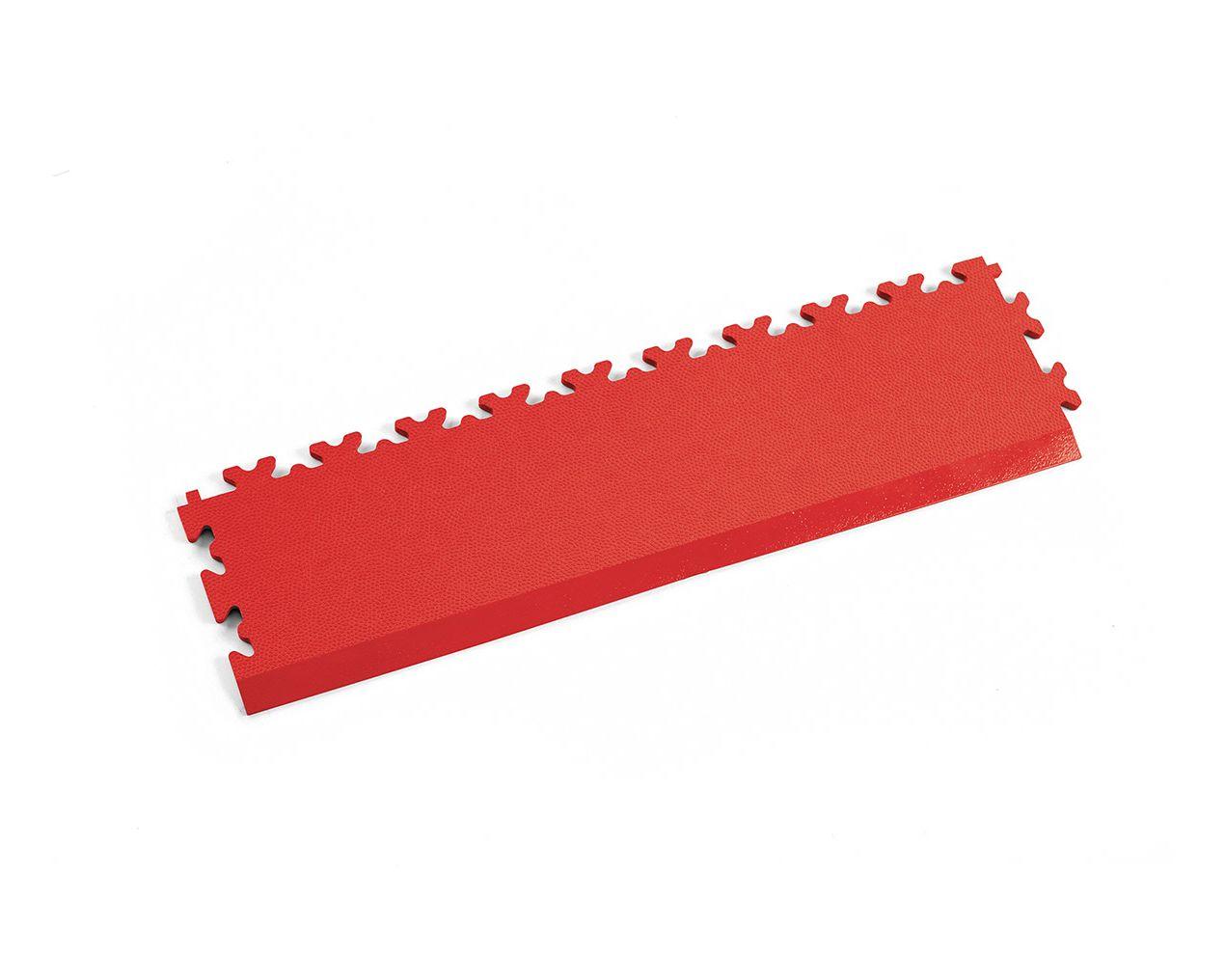 Rampe Leder Rot