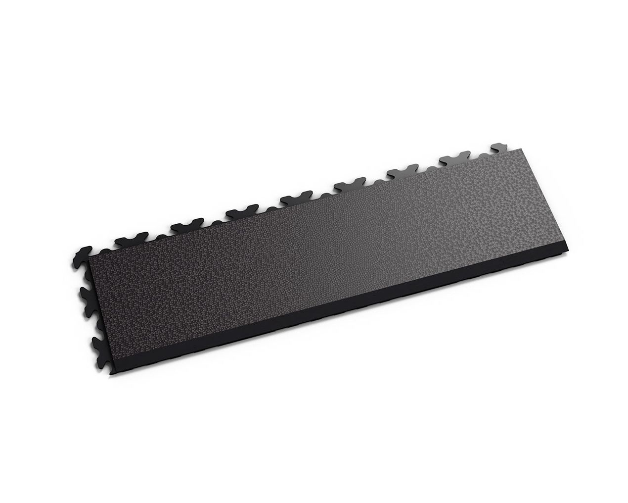 Rampe Invisible Eco Leder Schwarz