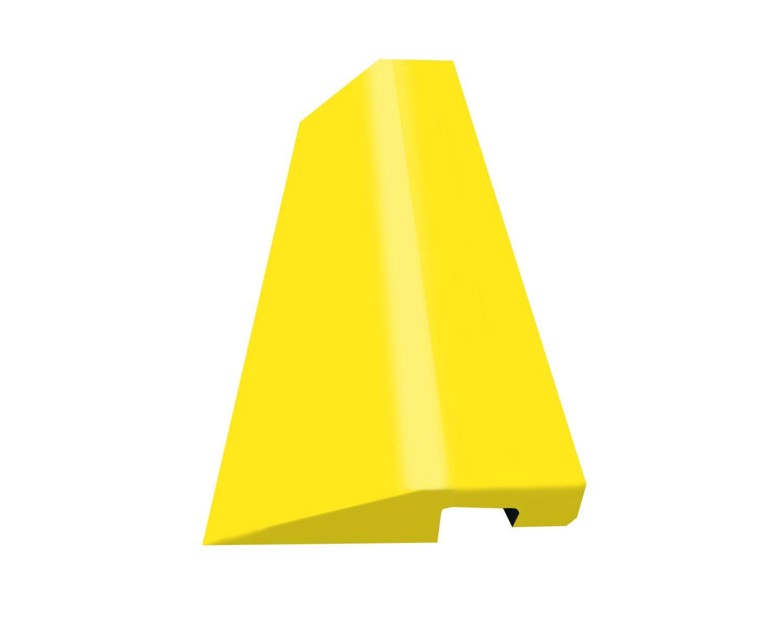 Heavy Rampe 22 mm obenliegend gelb