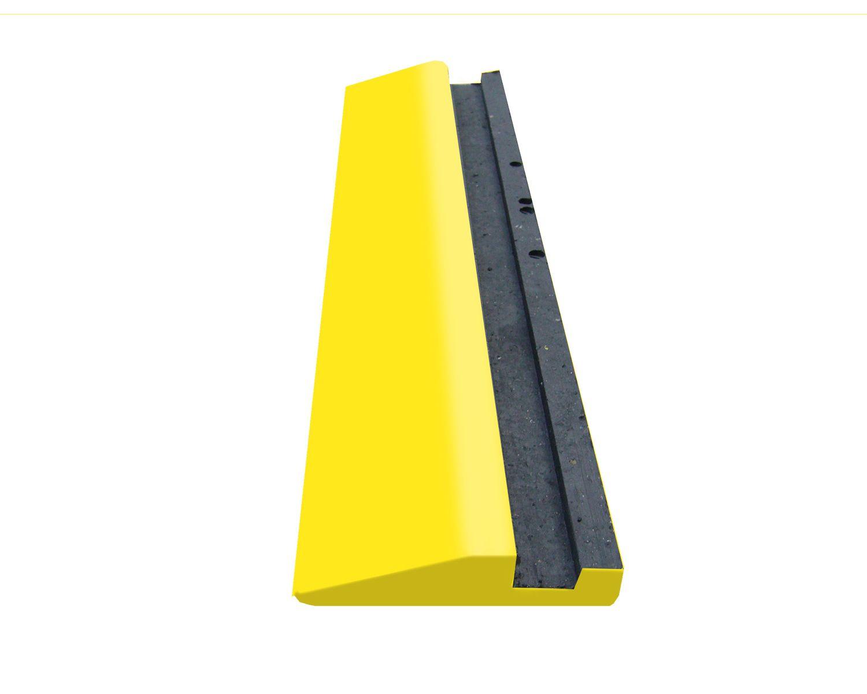 Heavy Rampe 22 mm untenliegend gelb