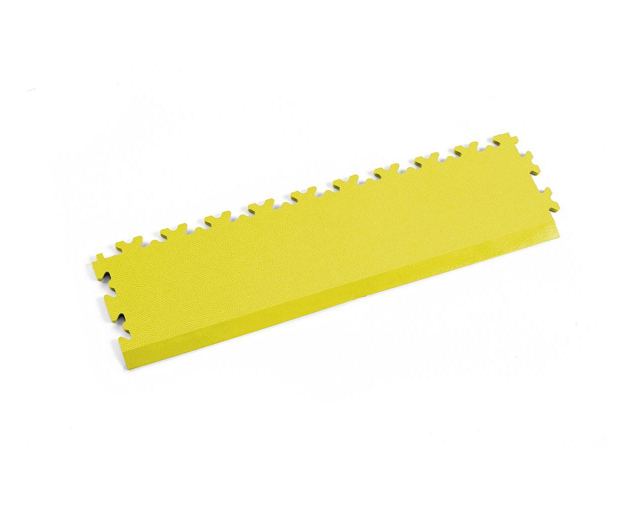 Rampe Leder Gelb